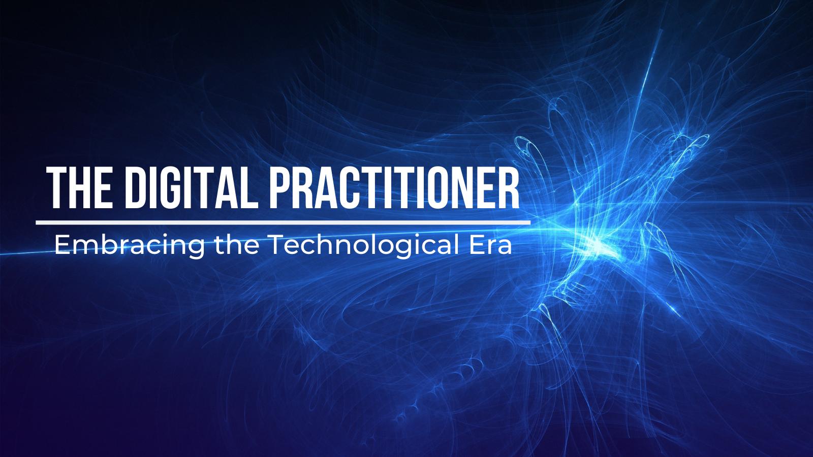 Digital Practitioner Blog Image